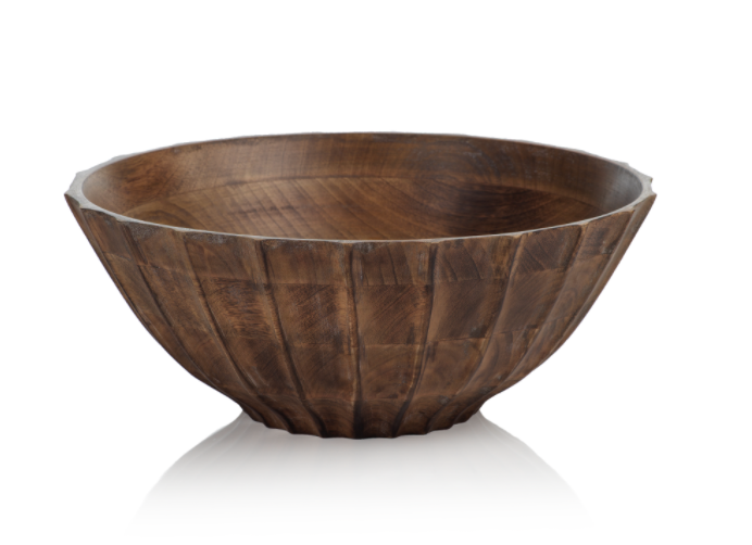 Heritage Mango Wood Bowl