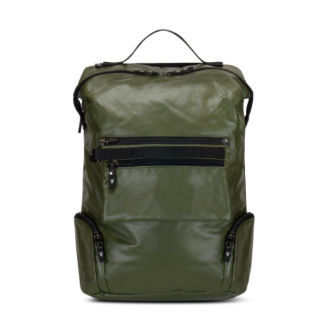 ANDI Coated Backpack - Sage