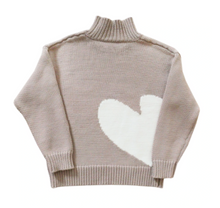 Load image into Gallery viewer, Imperfect Heart Sweater