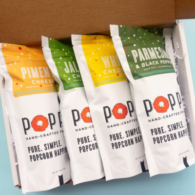Poppy Hand-crafted Popcorn