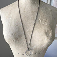 Load image into Gallery viewer, Moroccan Diamond Pendant Necklace