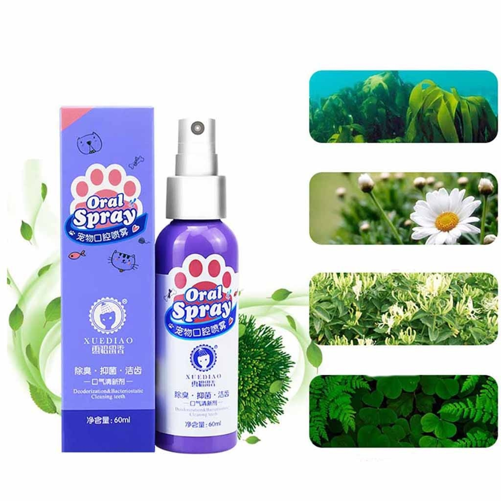 Little Lovely Paws™ Dog Breath Freshener Spray