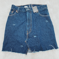 Levi Short Skirt Size Extra Small