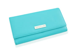 Aqua Blue Clutch (3 Straps Included)