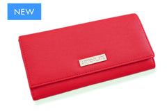 Aurora Red Clutch (3 Straps Included)