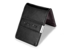 All Black Slim Money Clip w/ RFID