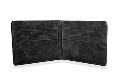 Brown w/ Black Minimalist Wallet - Articulate