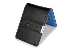 Black & Blue Slim Money Clip w/ RFID