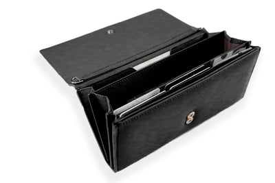 Black Clutch (3 Straps Included) - Articulate