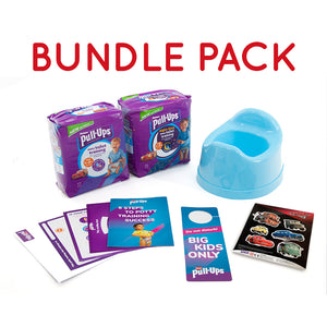Bundle - Huggies® Pull-Ups® Boys Age 1-2.5