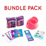 Load image into Gallery viewer, Bundle - Huggies® Pull-Ups® Girls Age 2-4