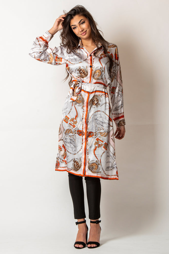 Load image into Gallery viewer, SILK Kurta 04