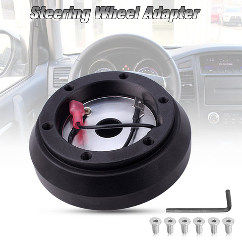 New Arrival Racing Steering Wheel Hub Adapter for Mazda Miata RX7 RX8 Genesis