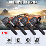 4PCS Tire Pressure Monitoring Sensor For Chevrolet Buick Cadillac GMC 13516164  315MHz(Fits: Chevrolet)