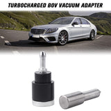 Turbo BOV Vacuum Adapter For Volkswagen Golf R 7 and Audi S3 MK7 2.0T New EA888 Engine. Aluminum Alloy!