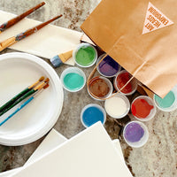 Art Kit // Open Paint (all ages)