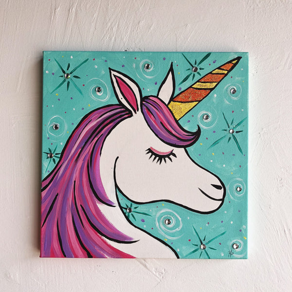 Art Kit // Magical Unicorn (all ages)