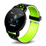 Green Kruven Model D Smartwatch for iPhone/Android
