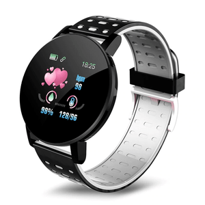 Silver Kruven Model D Smartwatch for iPhone/Android