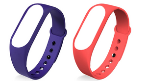 Kruven Model B Premium Replacement Bands Pack (Purple & Red)