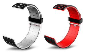 Kruven Model D Premium Replacement Bands Pack (Silver & Red)