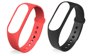 Kruven Model B Premium Replacement Bands Pack (Black & Red)
