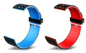 Kruven Model D Premium Replacement Bands Pack (Red & BLue)