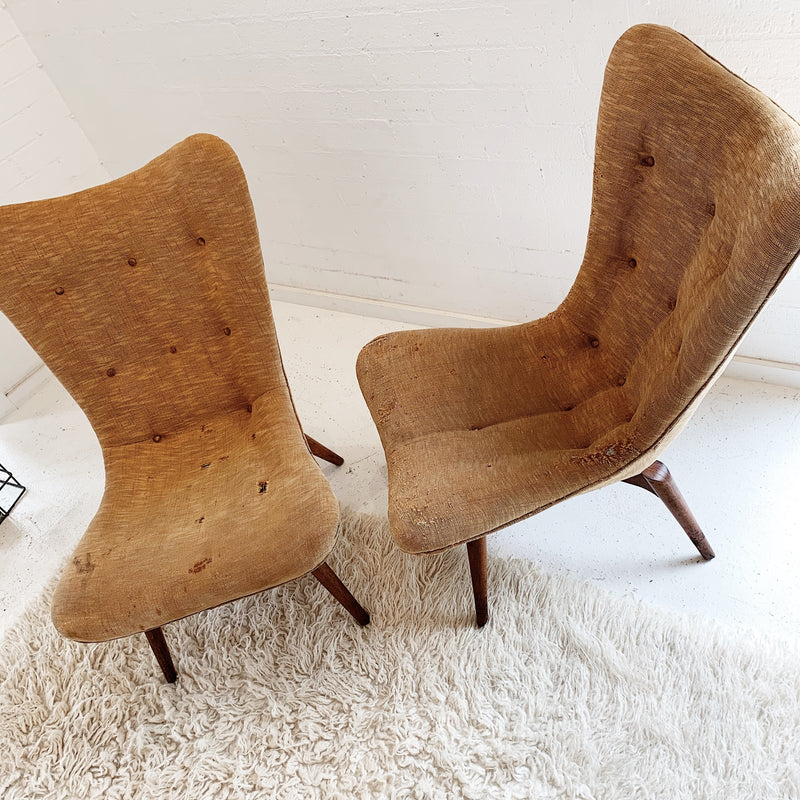 Grant Featherston R152 Contour Chairs