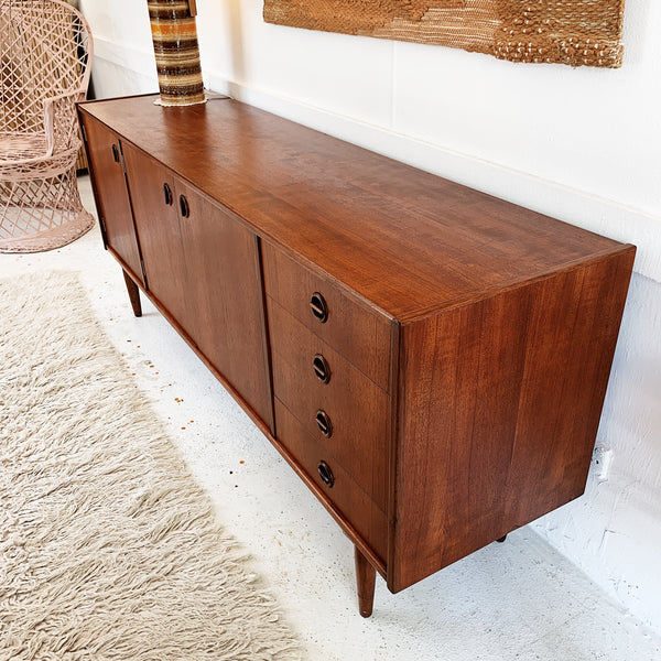 Parker Furniture Nordic Collection Teak Sideboard