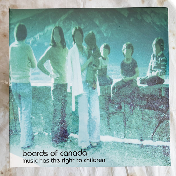 Boards of Canada / Music Has The Right To Children LP