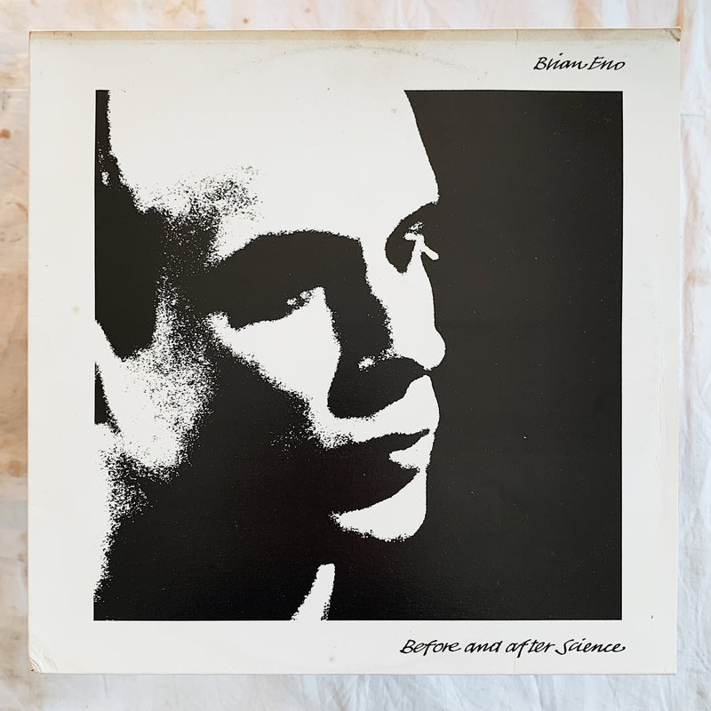 Brian Eno / Before and After Science LP