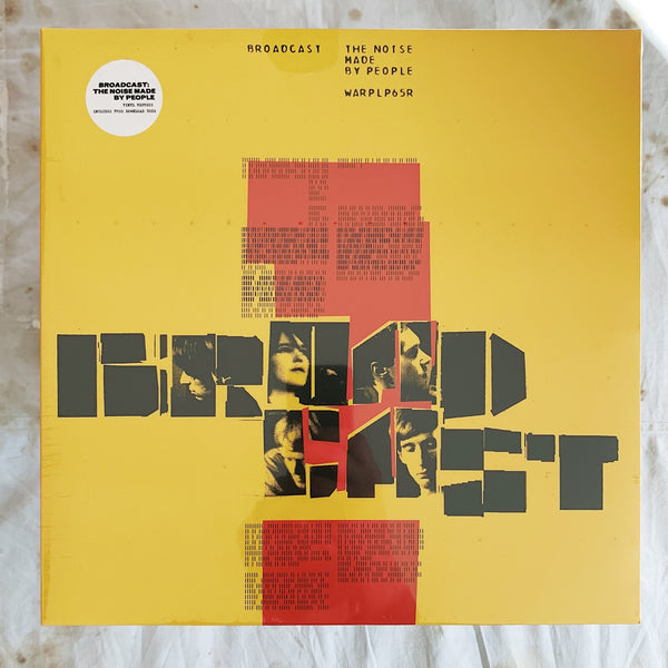 Broadcast / The Noise Made By People LP