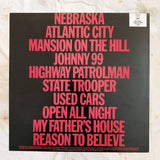 Bruce Springsteen / Nebraska LP