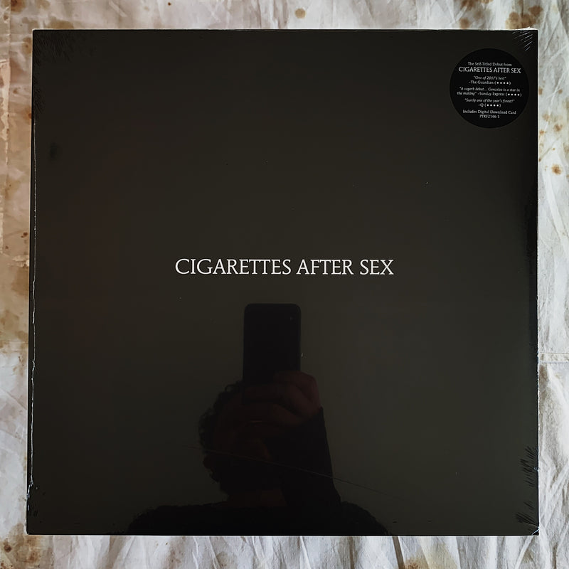 Cigarettes After Sex / Cigarettes After Sex LP