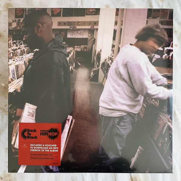 DJ Shadow / Endtroducing... 2LP