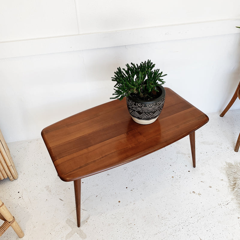 Ercol Mid Century Beech Coffee Table