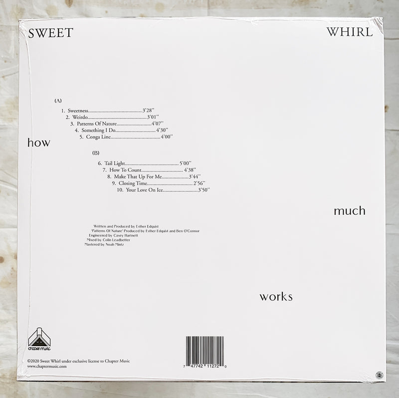 Sweet Whirl / How Much Works LP
