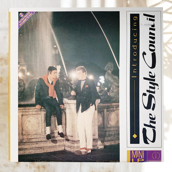 The Style Council / Introducing The Style Council Mini LP