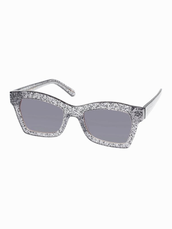 Karen Walker Eyewear Sunglasses / Blessed Alt Fit / Galaxy Glitter