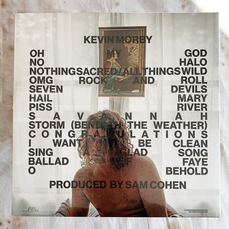 Kevin Morby / Oh My God 2LP