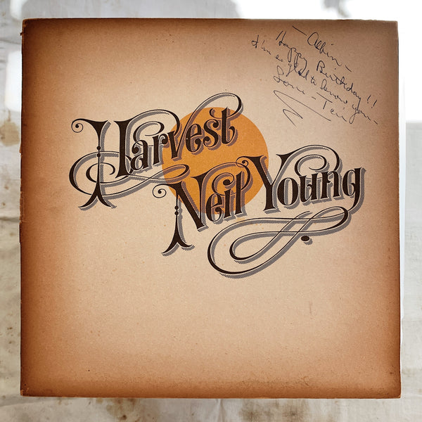 Neil Young / Harvest LP
