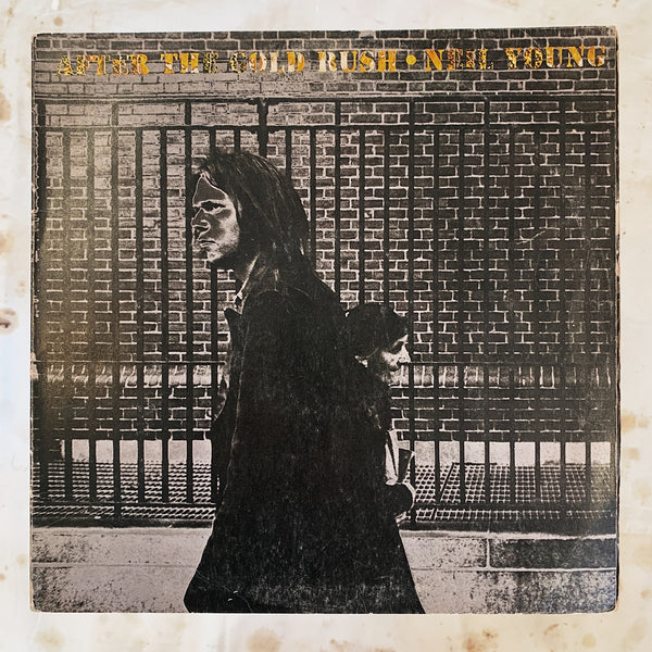 Neil Young / After The Gold Rush LP