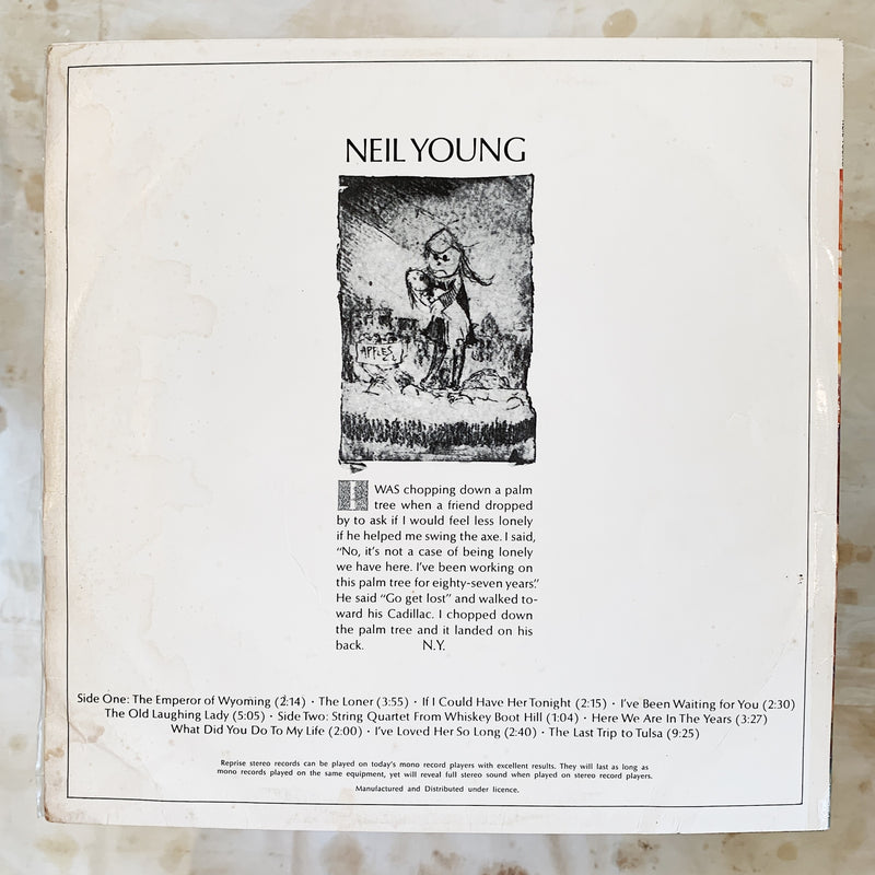 Neil Young / Neil Young LP