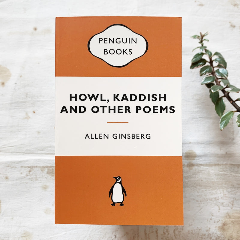 Howl, Kaddish and Other Poems / Allen Ginsberg
