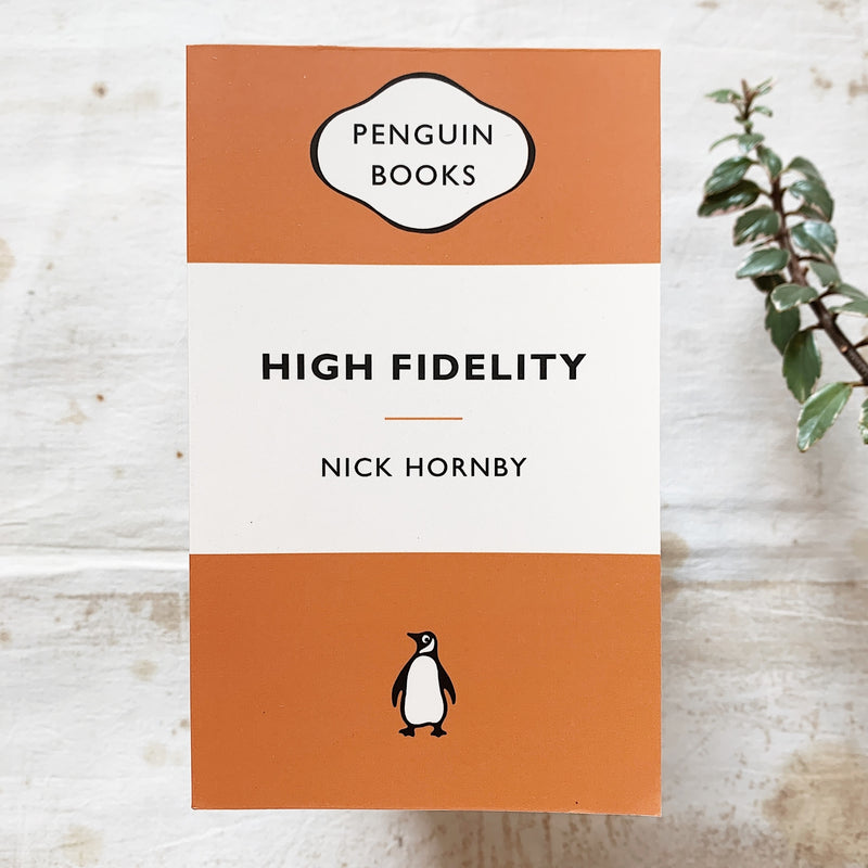 High Fidelity / Nick Hornby