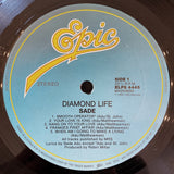 Sade / Diamond Life LP