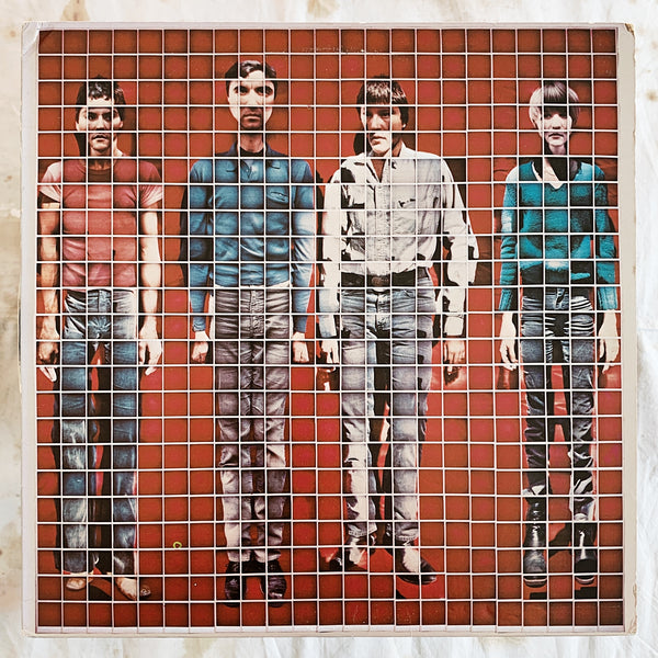 Talking Heads / More Songs About Buildings And Food LP