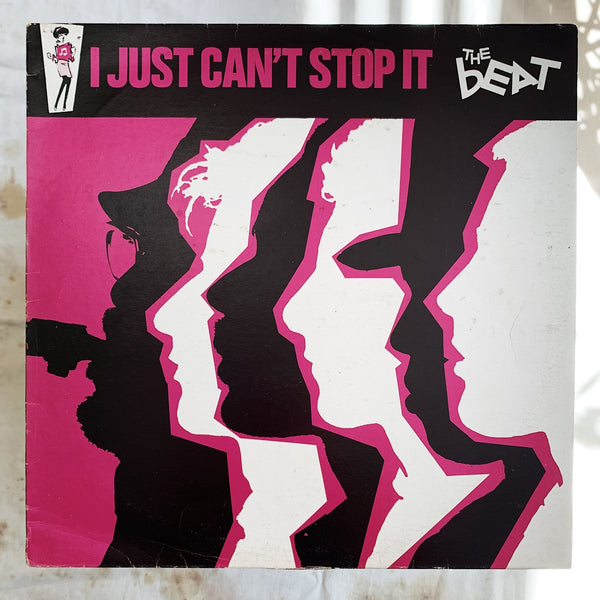 The Beat / I Just Can't Stop It LP