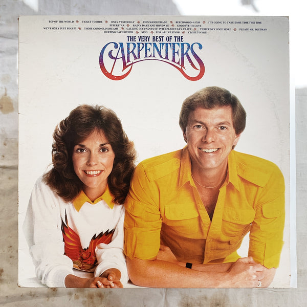 The Carpenters / The Very Best Of