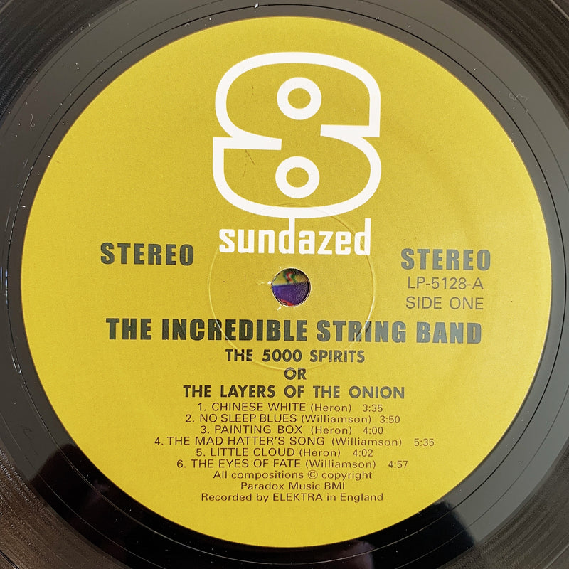 The Incredible String Band / 5000 Spirits LP